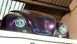 VW Beetle Bonnet Custom Design